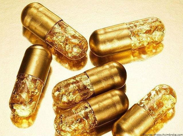 خواص طلا